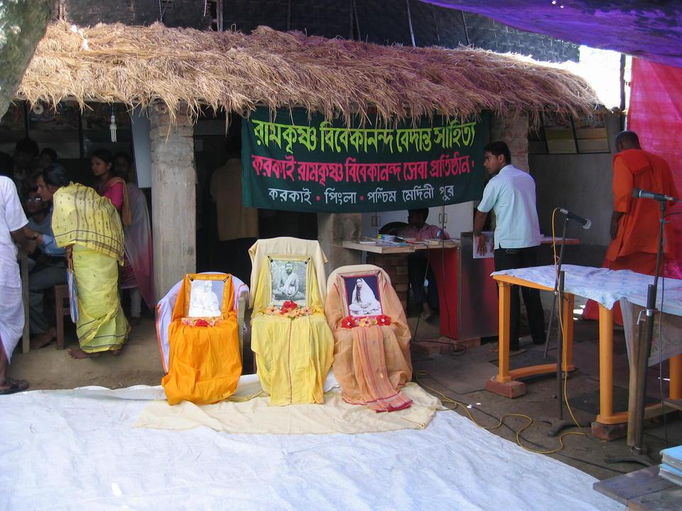 Camp at Karkai 21st April, 2013