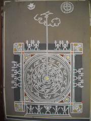 Panchuda Painting 72